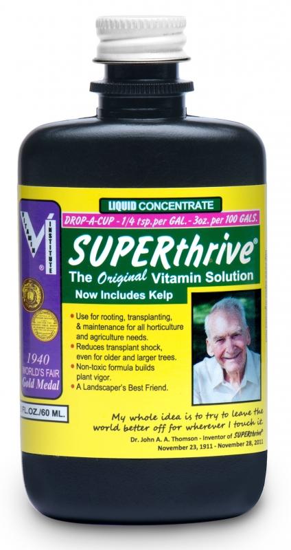 Superthrive Plant Amp Orchid Vitamins Hormones