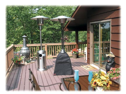 Zubri 40 000 Btu Portable Patio Heater