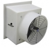 20 in. High capacity direct drive flush-mount style variable speed exhaust fan, ½ hp motor